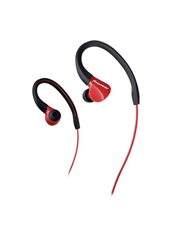 Pioneer SE-E3-R  Kulakiçi Kulaklık Kırmızı